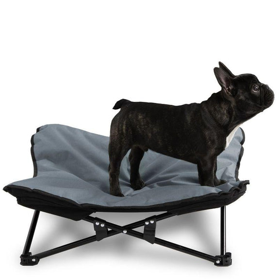 Elevated Camping Pet Bed For Dogs Up To 90lbs-Daily Steals