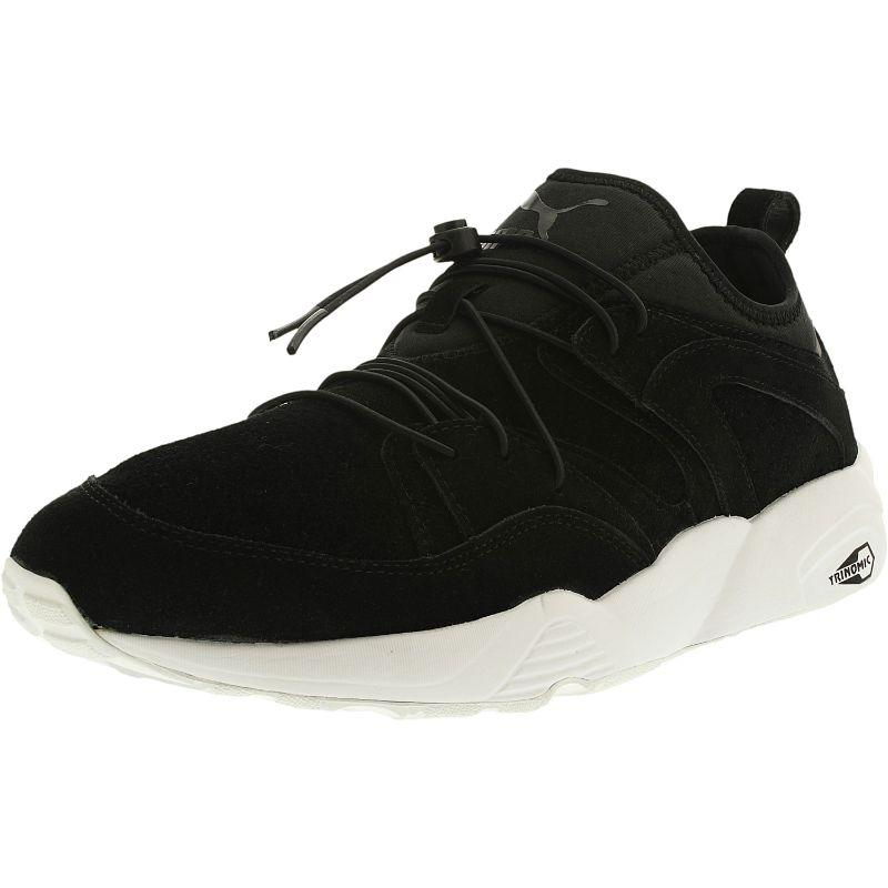 Daily Steals-Puma Men's Blaze Of Glory Soft Ankle-High Leather Running Shoe - 12-Men's Accessories-