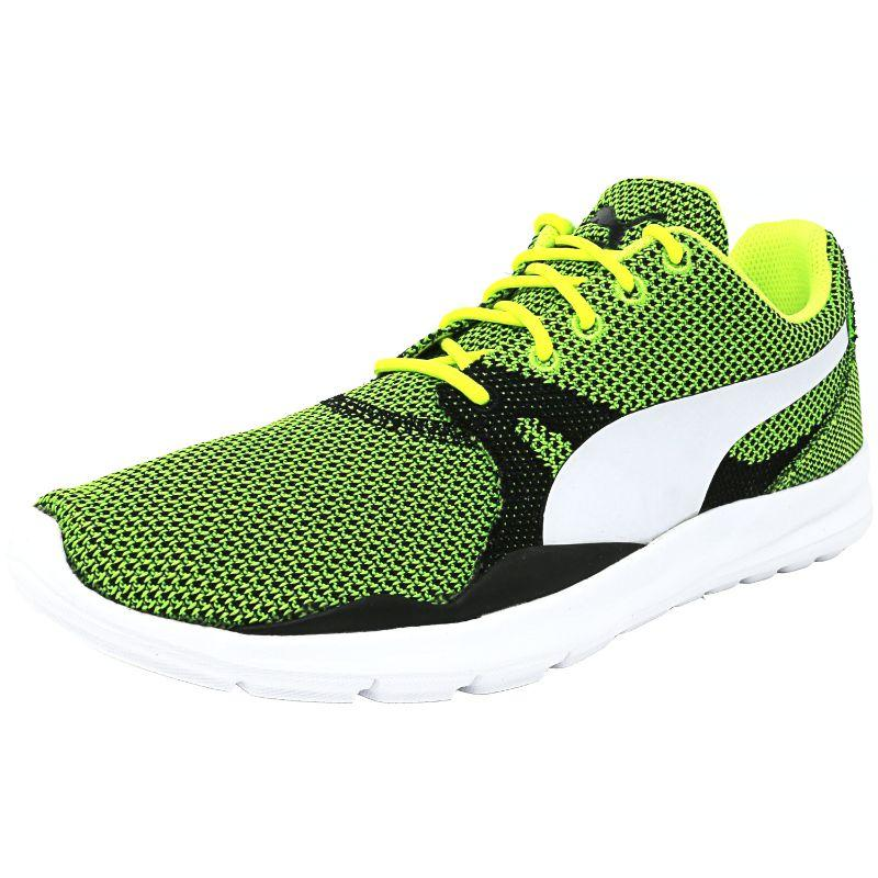 Daily Steals-Puma Men's Duplex Evo Knit Fabric Running Shoe - 8-Men's Accessories-