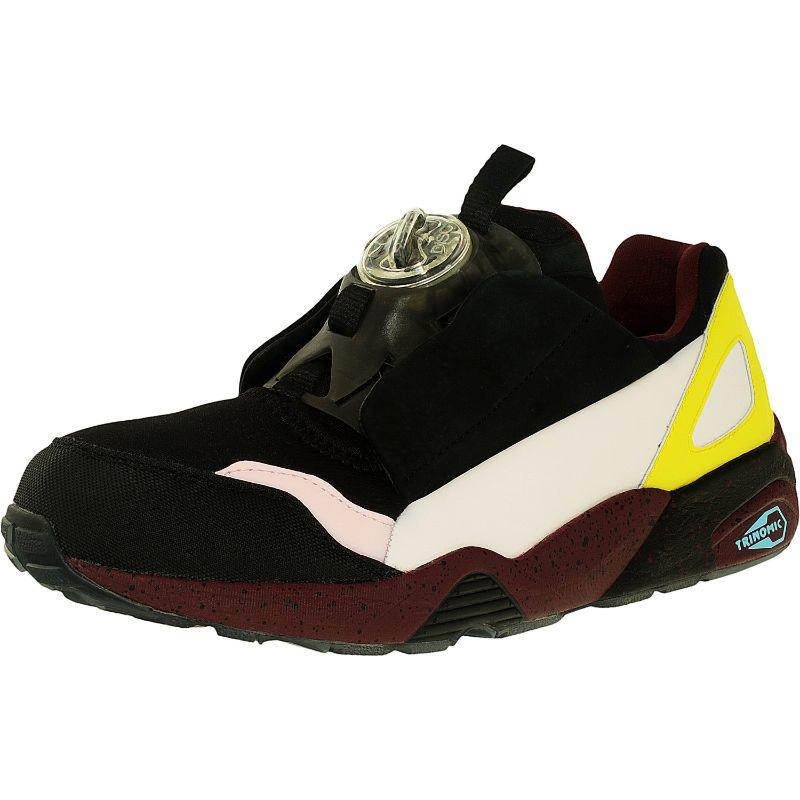 Daily Steals-Puma Men's Mcq Disc Black-Heavenly Ankle-High Nylon Fashion Sneaker - 12-Men's Accessories-