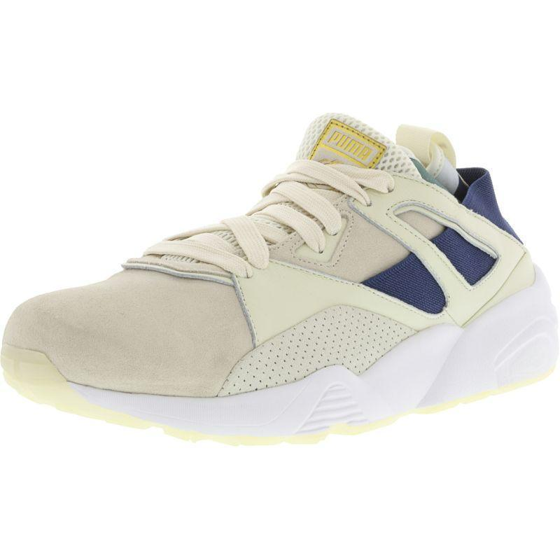 Daily Steals-Puma Men's X Careaux Blaze Of Glory Sock Ankle-High Fashion Sneaker-Men's Accessories-White-7.5-