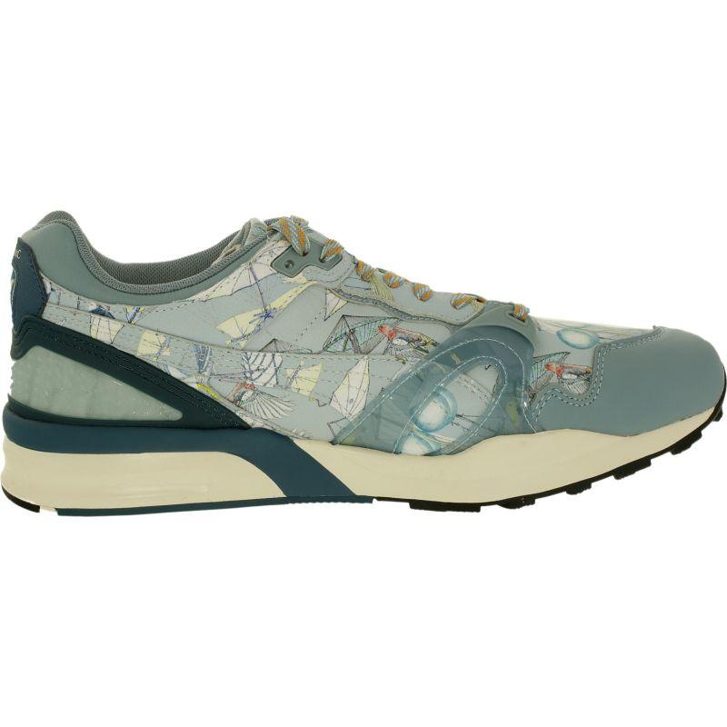 Daily Steals-Puma Men's Xt2 X Swash Os Indian Teal Low Top Fabric Fashion Sneaker - 10-Men's Accessories-