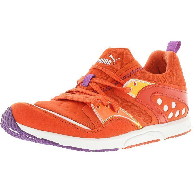 Daily Steals-Puma Women's Future Blaze Ankle-High Fabric Running Shoe-Women's Accessories-Red-7-
