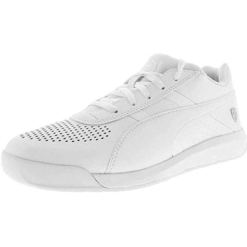 Daily Steals-Puma Women's Podio Td Sf Ankle-High Leather Tennis Shoe - 7-Women's Accessories-