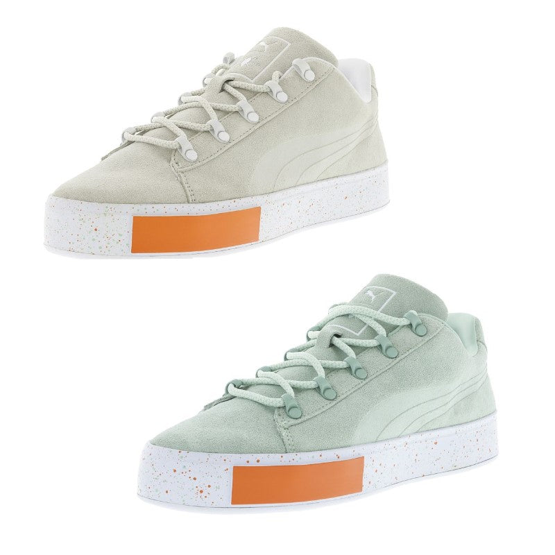 Puma Men's X Dp Court Platform Ss Ankle-High Fashion Sneaker-Daily Steals