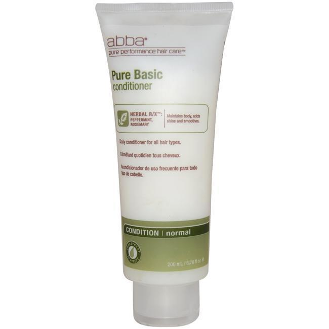 Daily Steals-Pure Basic by ABBA for Unisex - 6.76 oz Conditioner-Personal Care-