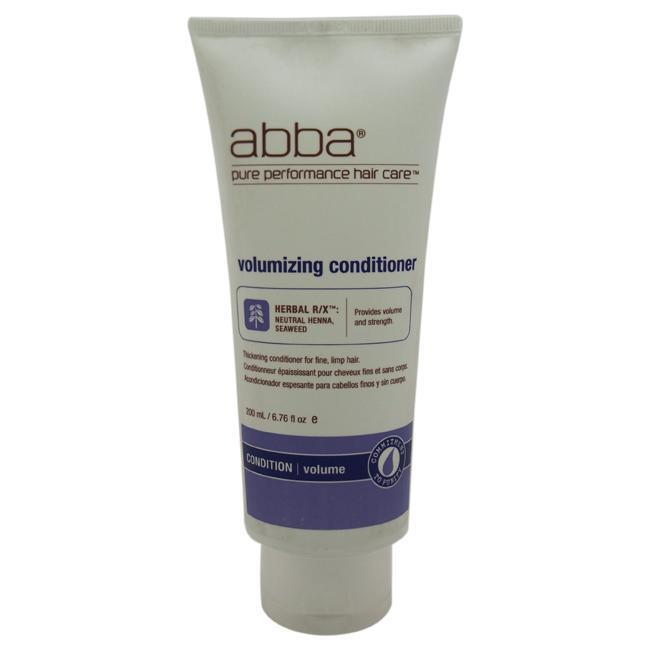 Revitalisant volumisant Daily Steals-Pure par ABBA pour unisexe - 6,76 oz Conditioner-Soins personnels-