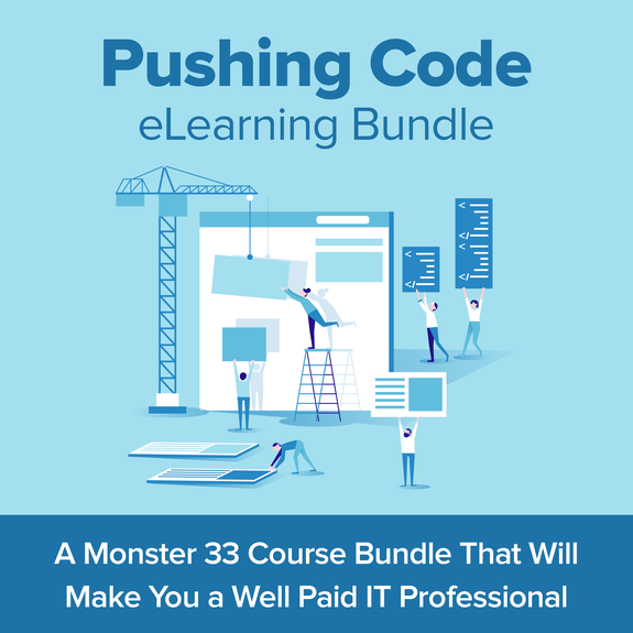 Pushing Code eLearning Bundle-Daily Steals