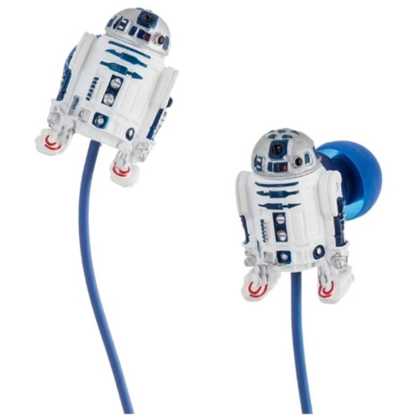 Star Wars Earbuds-R2D2-Daily Steals