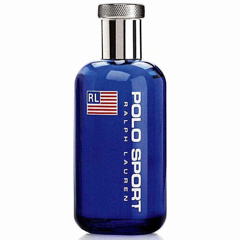 Ralph Lauren Polo Sport Eau de Toilette Spray for Men 4.2 Ounces-