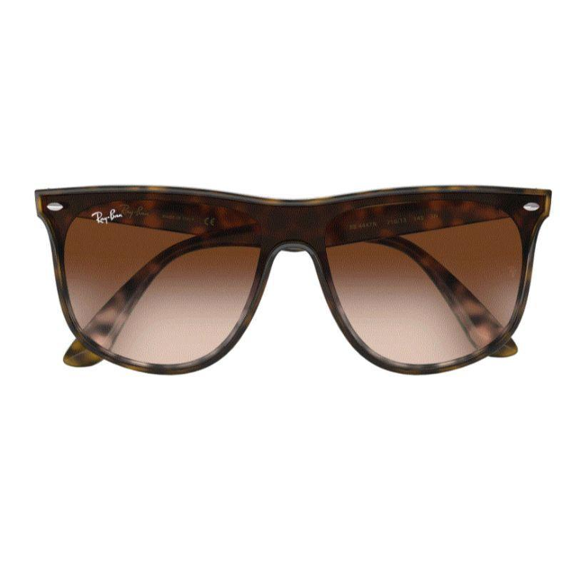 Ray-Ban Men's Blaze RB4447N-710-13-40 40mm Havana Sunglasses-