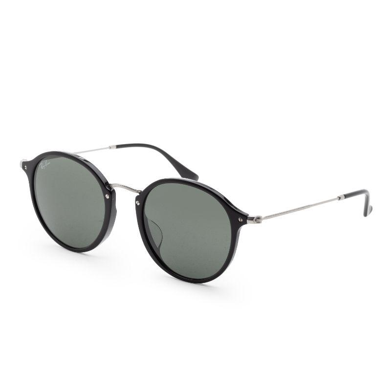 Ray-Ban Men's RB2447F-901-52 Fashion 52mm Black Frame Sunglasses-