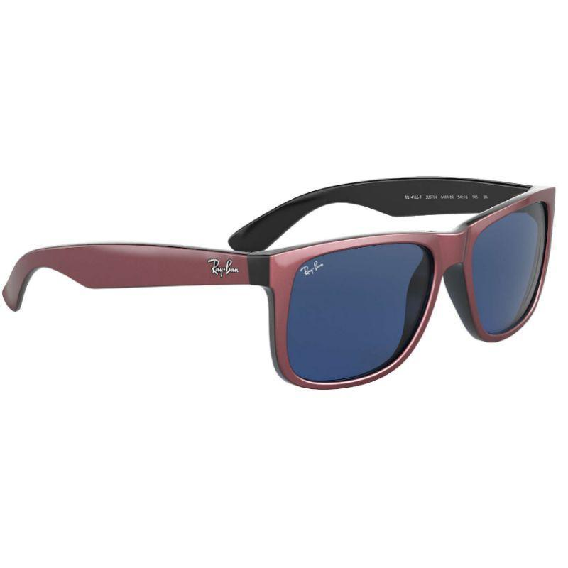Ray-Ban Men's RB4165F-64698055 Fashion 54mm Bordeaux Metallic Frame Sunglasses-