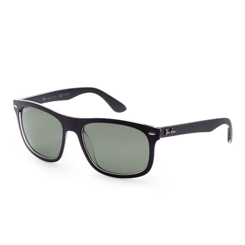 Ray-Ban Men's RB4226-60529A56 Fashion 56mm Top Matte Black Frame Sunglasses-