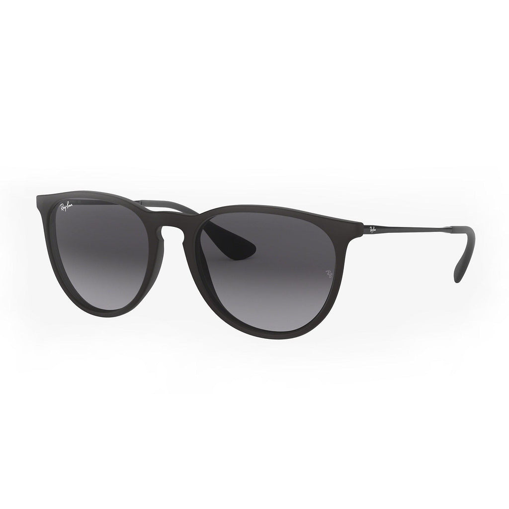 Daily Steals-Ray-Ban RB4171 ERIKA 54 Grey-Black & Black Sunglasses-Sunglasses-