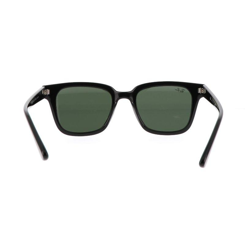 Ray-Ban RB4323 Black Green Classic G-15 Unisex Wayferer Sunglasses-Daily Steals