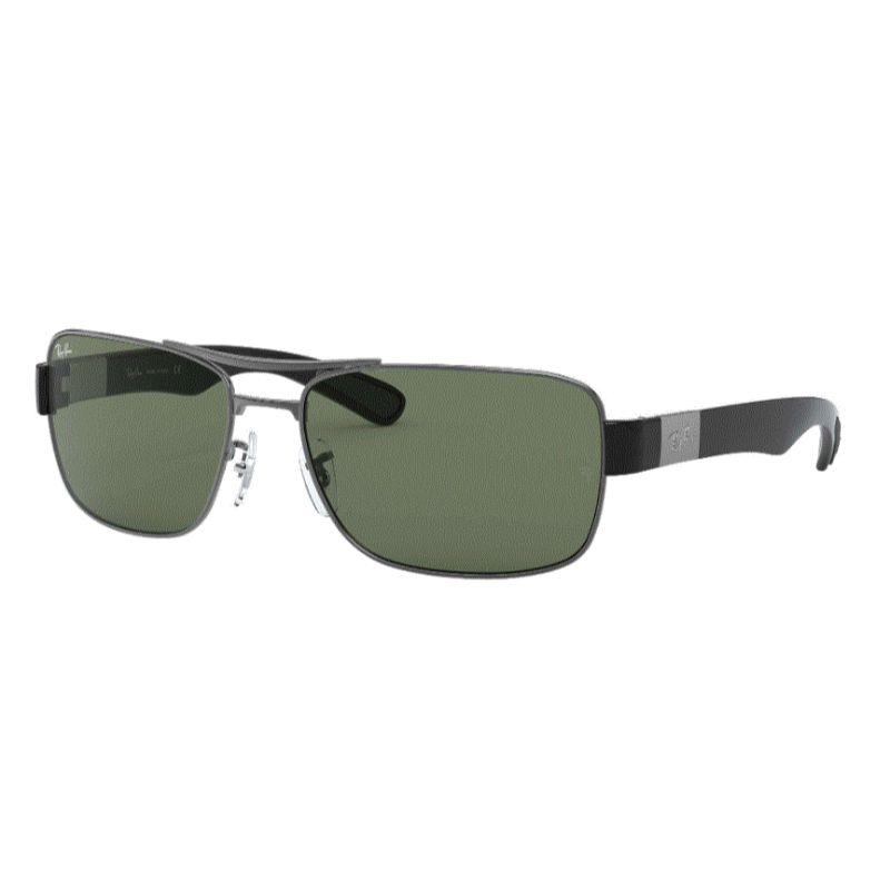 Ray-Ban Unisex RB3379-004-5864 Active 64mm Gunmetal Sunglasses-
