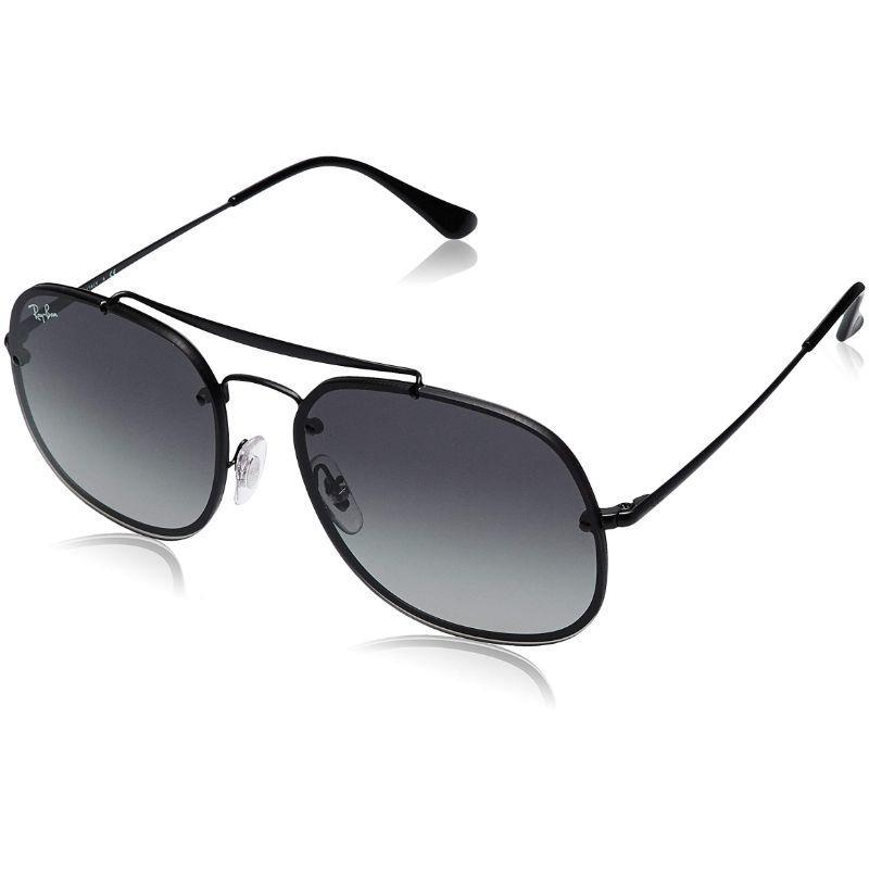 Ray-Ban Unisex RB3583N-153-11-58 Blaze 58mm Demigloss Black Sunglasses-