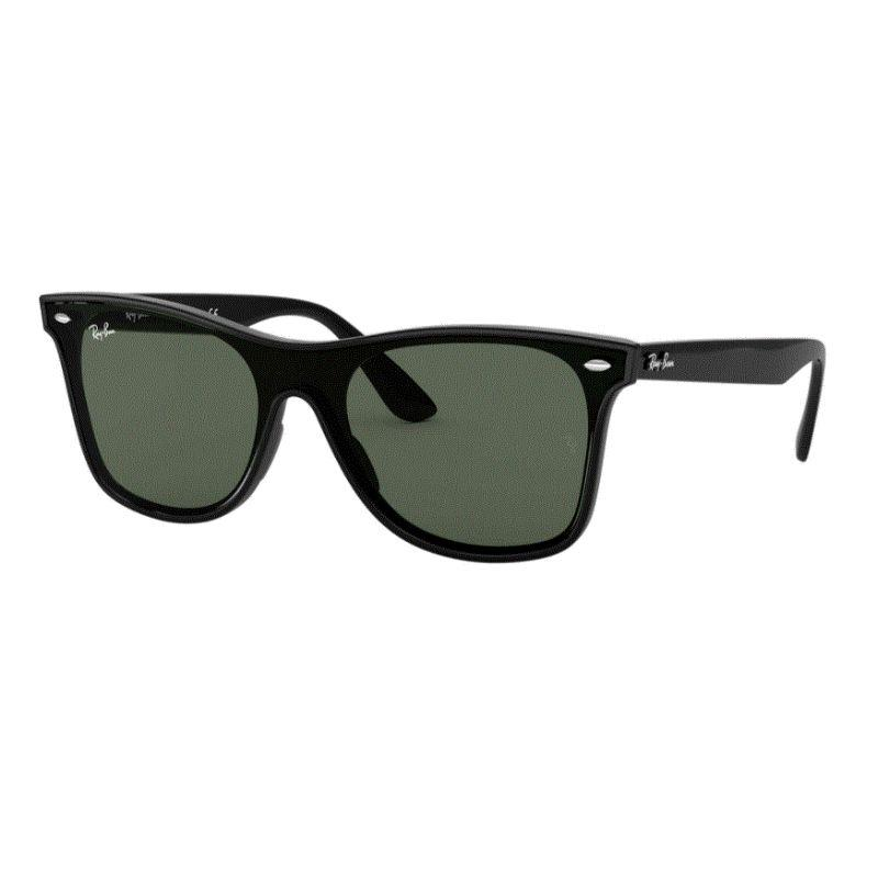 Ray-Ban Unisex RB4440N-601S71-41 41mm Matte Black Sunglasses-