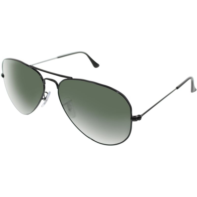 Ray-Ban Men's Gradient Aviator Classic RB3025-L2823-58 Sunglass-Daily Steals