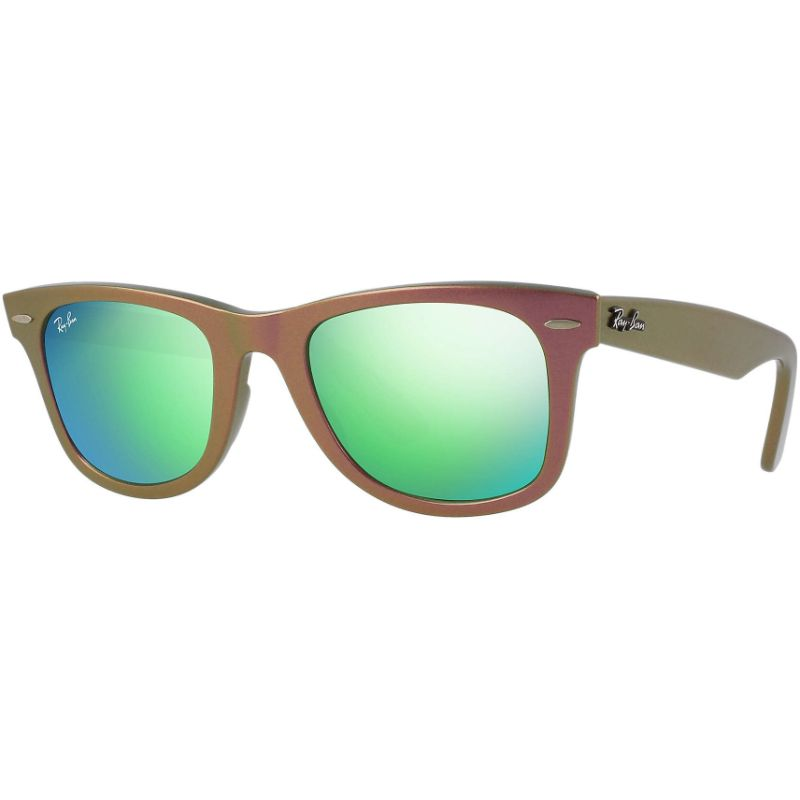 Ray-Ban Original Wayfarer RB2140 611019 50mm Flash Sunglasses-Daily Steals