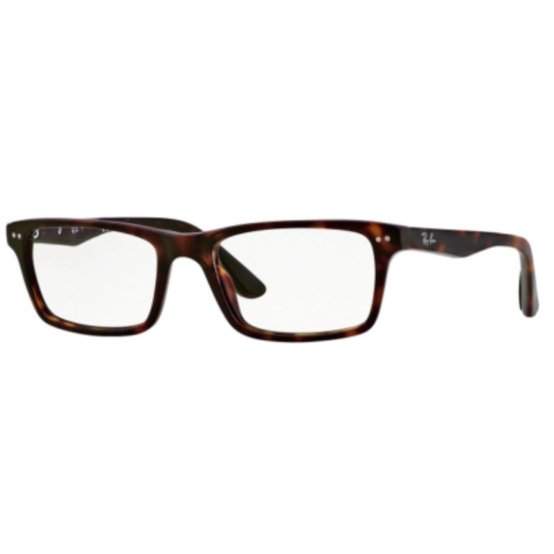 Ray-Ban RX5288 Eyeglass Frames - 52mm Lens-Havana/Havana-Daily Steals