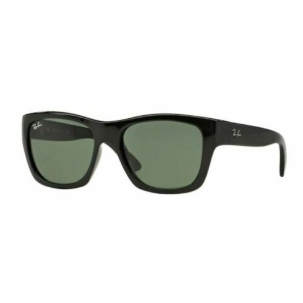 Ray-Ban Sunglasses RB4194 601 Black, Green G-15 size 53mm-Daily Steals