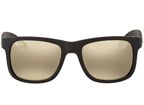 c6fcc584cf Daily Steals-Ray-Ban Justin Color Mix Gold Mirror Rectangular Sunglasses -Accessories-