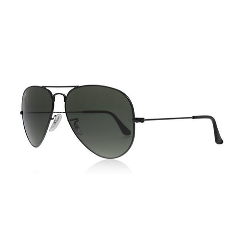 6e0821027a71 Daily Steals-Ray-Ban RB3025 AVIATOR CLASSIC 58 Green & Black Metal  Sunglasses-
