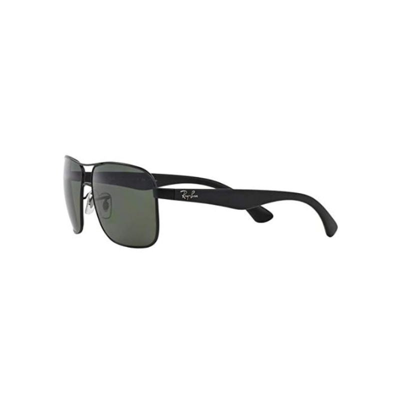 Ray-Ban Men's RB3516 004/71 59 Green/Gunmetal Sunglasses-Daily Steals