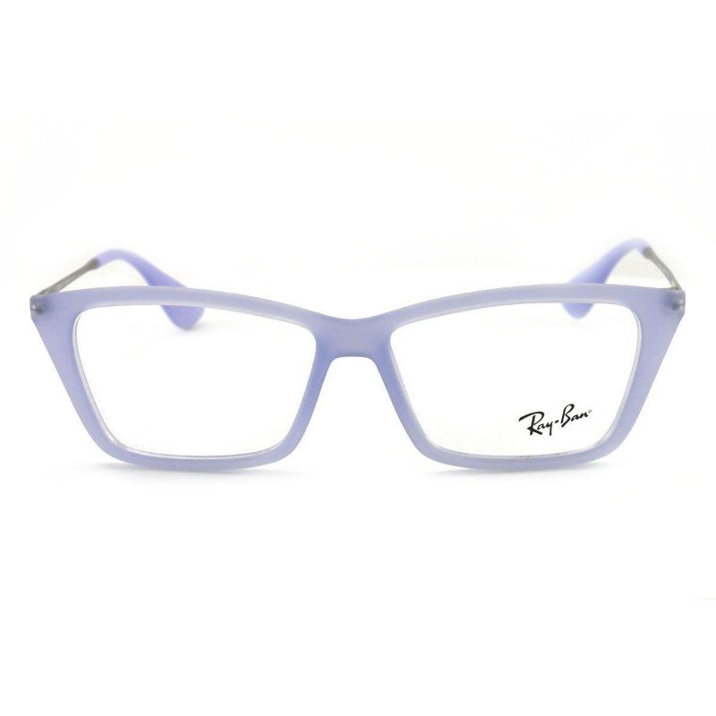 Ray Ban Eyeglasses RX7022 5368 Shirley Lilac Acetate 52 14 140