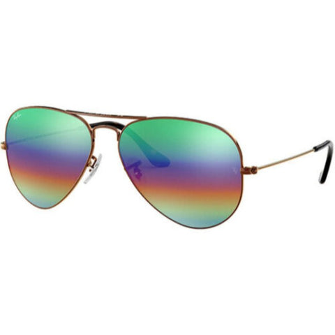 update alt-text with template Daily Steals-Ray-Ban Aviator Sunglasses - 3025 9018C3-Sunglasses-62mm-