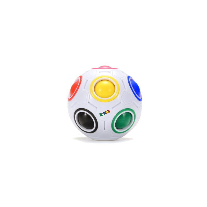 Rubik's Rainbow Ball-White-Daily Steals