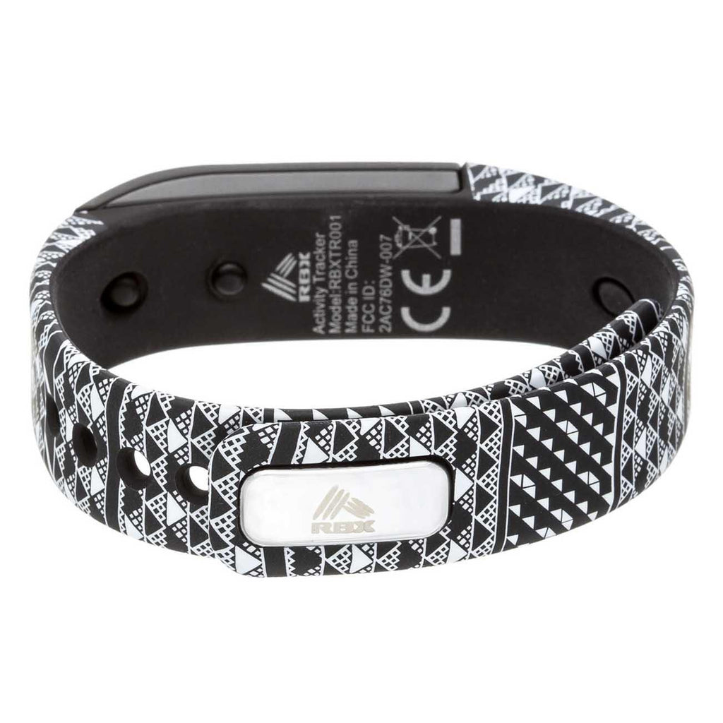 RBX Printed Activity Fitness Tracker with Caller ID and Notification-Daily Steals