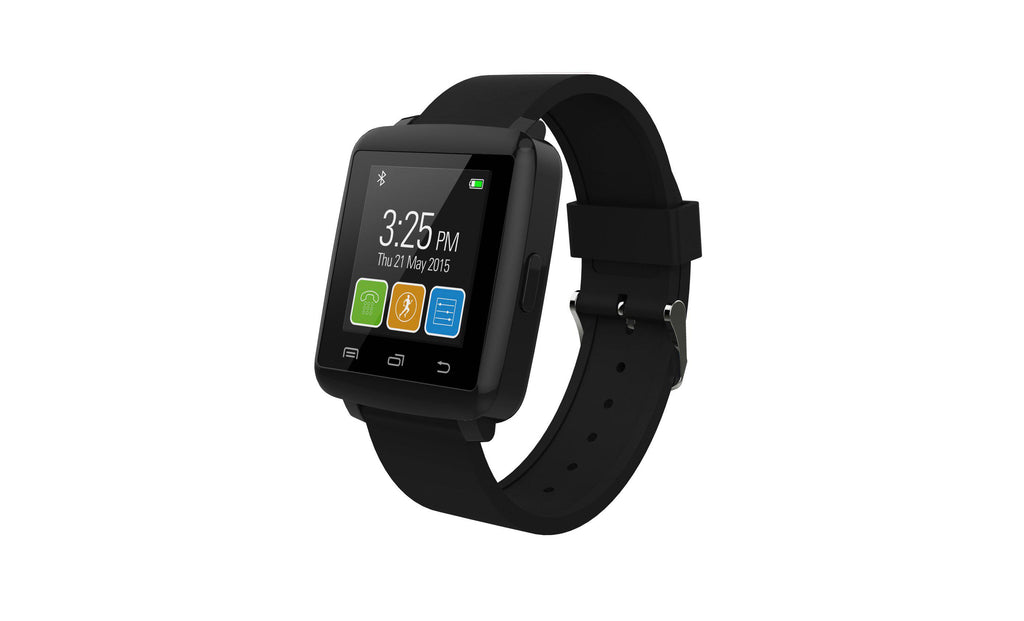 RBX Active Smartwatch Fitness Tracker-Black-Daily Steals