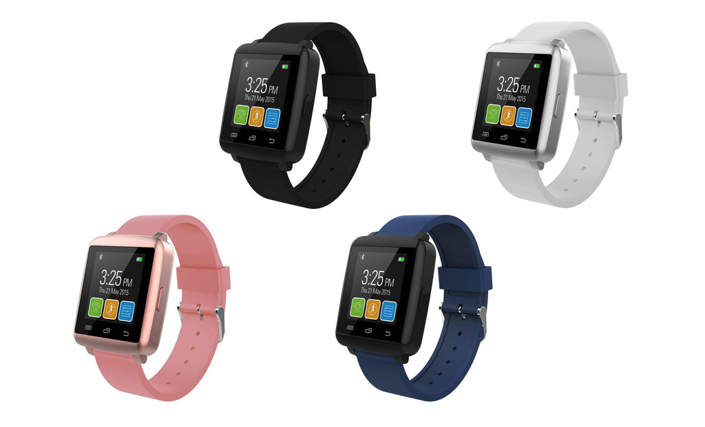 RBX Active Smartwatch Fitness Tracker-Daily Steals