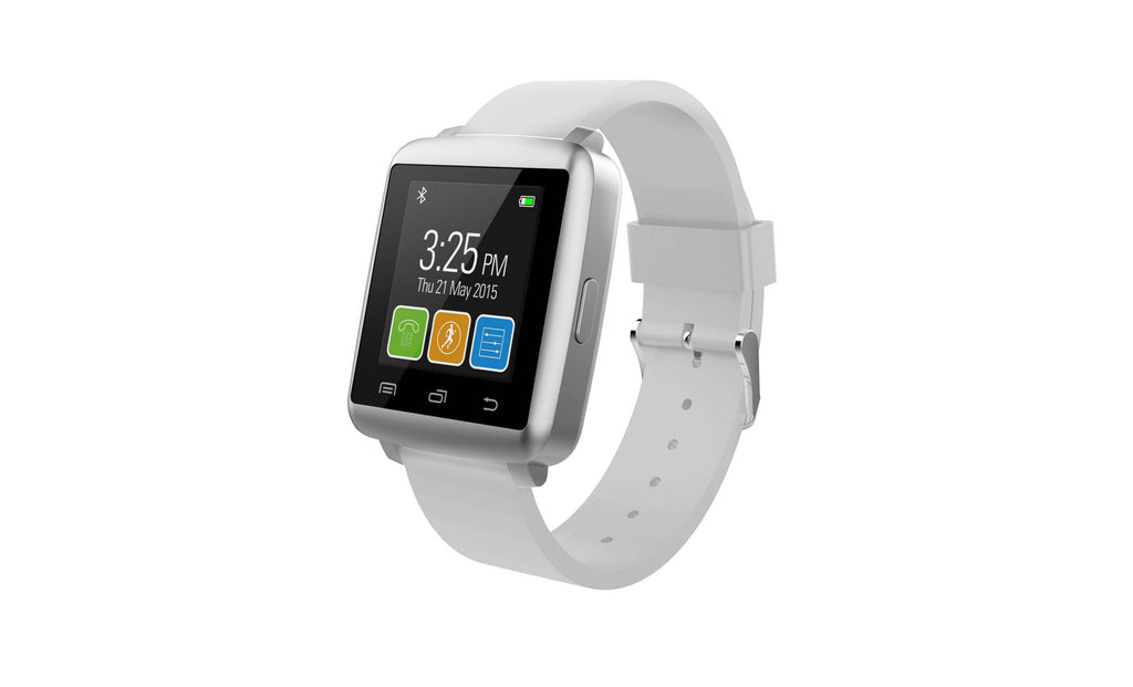 RBX Active Smartwatch Fitness Tracker-White-Daily Steals