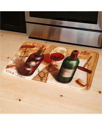 Daily Steals-Relaxed Chef Anti-Fatigue Kitchen Mat-Kitchen Essentials-Wine Mat Corkscrews-