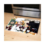 "Cushioned 20"" x 30"" Anti-Fatigue Kitchen Mats-Vino Chef-Daily Steals"