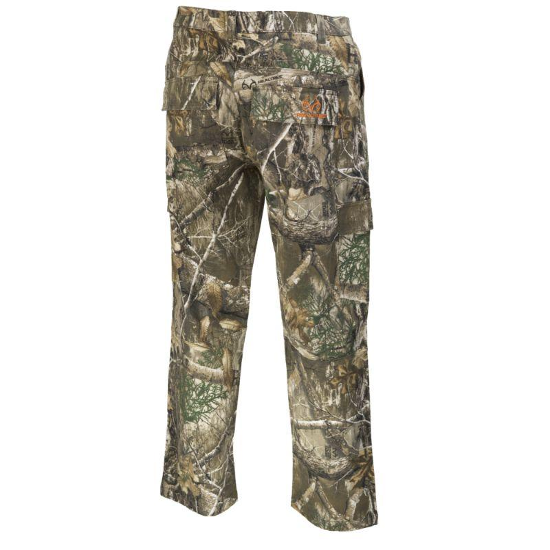 Pantalon cargo camouflage extensible hydrofuge Realtree Edge par Hyde Gear-Daily Steals