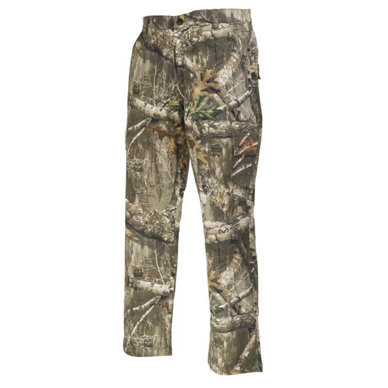 Pantalon cargo camouflage extensible hydrofuge Realtree Edge par Hyde Gear-L-Daily Steals