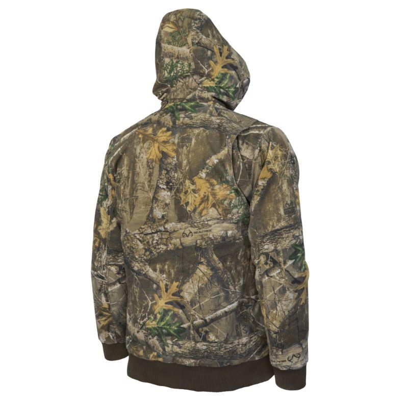 Realtree Insulated Heavy Weight Camo Bomber Jacket by Hyde Gear-Daily Steals