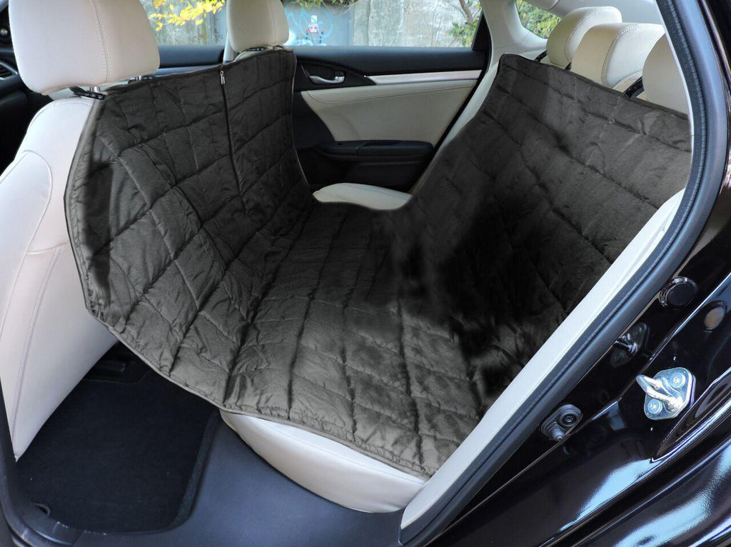 Waterproof Hammock-Style Pet Car Seat Protector-Grey-Daily Steals