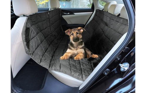 Waterproof Hammock-Style Pet Car Seat Protector
