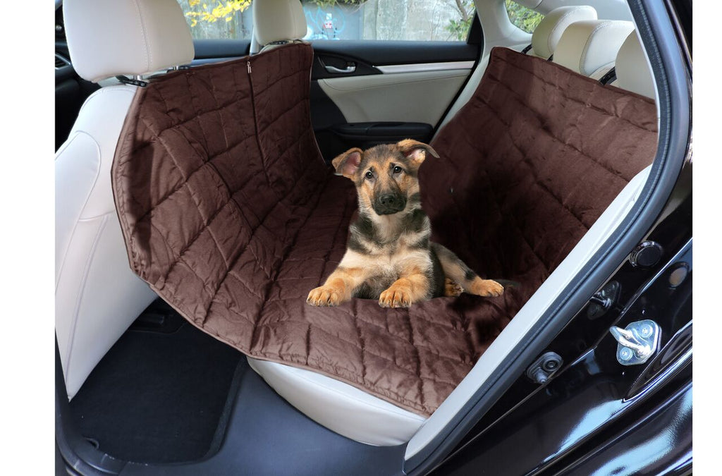 Waterproof Hammock-Style Pet Car Seat Protector-Daily Steals