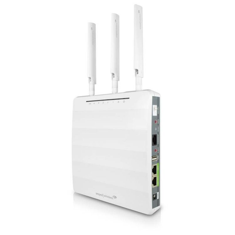 Amped Wireless ProSeries High Power AC1750 Wi-Fi Range Extender and Bridge