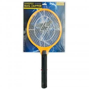 Daily Steals-Rechargeable Handheld Bug Zapper Racket-Home and Office Essentials-
