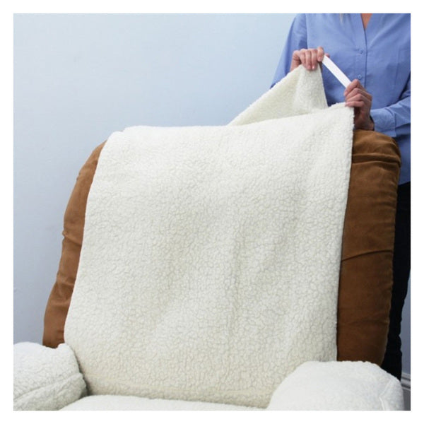 Soft and Breathable Recliner Cover with Pockets-Daily Steals