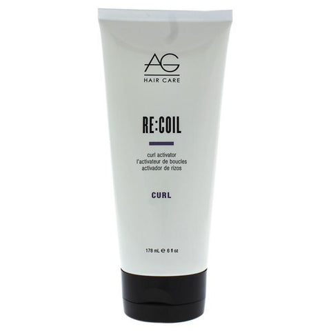 Daily Steals-ReCoil Curl Activating Conditioner by AG Hair Cosmetics for Unisex - 6 oz Conditioner-Personal Care-