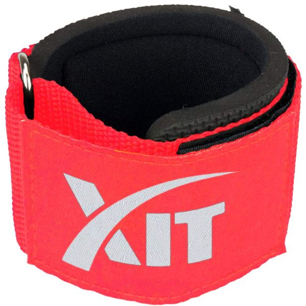 Wrist Wrap Power Strap with Adjustable Strap-Red-Daily Steals